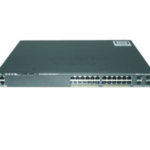 Cisco catalyst 2960X-24 GigE PoE 370W, 4 x 1G SFP, LAN Base New