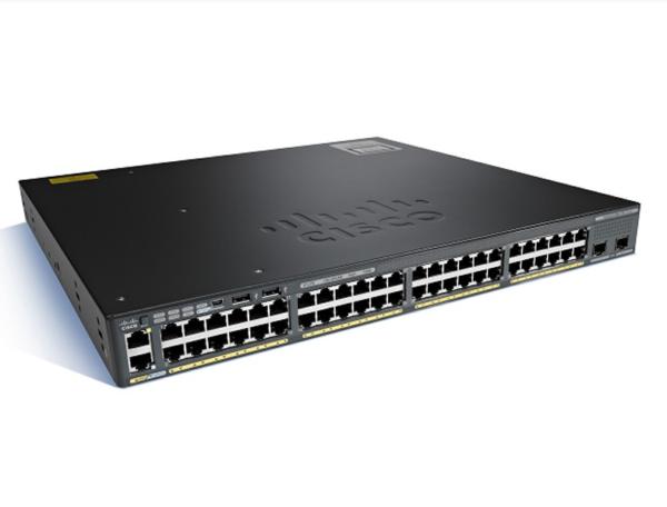 Catalyst 2960-X 48 GigE, 2 x 1G SFP, LAN Lite