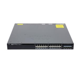 Cisco Catalyst 3650 24 Port PoE 4x1G Uplink LAN Base