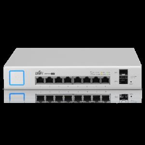 PoE 2SFP Switch